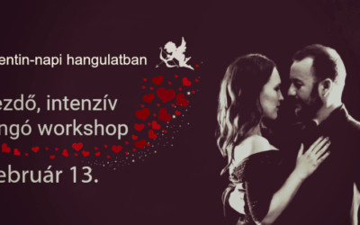 Intensive argentine tango workshop for total beginners