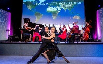 MÁV Zenekar koncertje táncosokkal a BJC-ben – Piazzolla 100