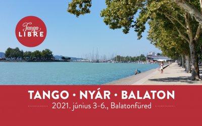Tango Libre Nyári Tábor, Jún. 3-6.